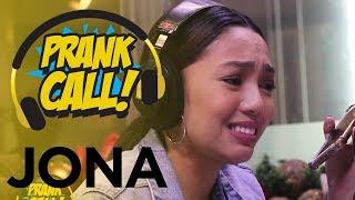 Download Prank Call: Jona inutangan na si Angeline Quinto, pinakanta pa! Video
