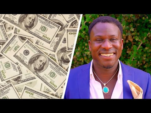 HOW TO GET RICH! - 10 secrets to MAKE MONEY doing what you LOVE  (Law of Attraction!)