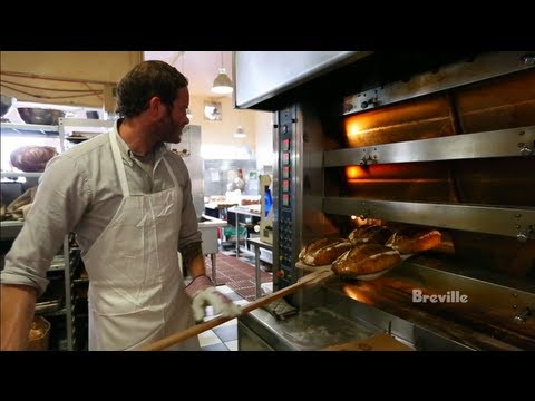 Breville Presents Breaking Bread with Chad Robertson of Tartine Bakery
