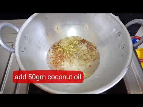 Homemade Anti Dandruff Hair Oil for reducing dandruff in 1 Week