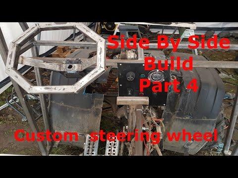 2 Seater Go Kart Built From ATV Part 4
