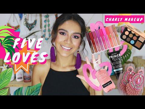 Five Loves ¿Qué recomiendo? Maquillaje accesorios skin care lipgloss LA Colors Gdl