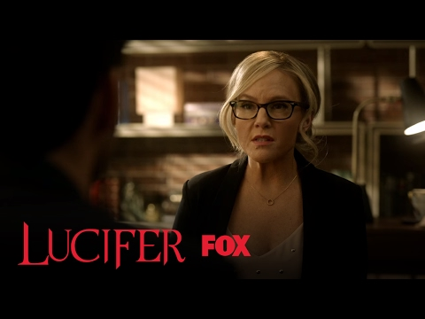 Linda Tries To Help Lucifer With His Emotions | Season 2 Ep. 15 | LUCIFER