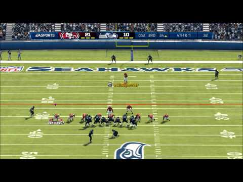 Madden 13 - Team Play! (Funny Moments)