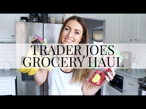 Trader Joes Grocery Haul | Kendra Atkins
