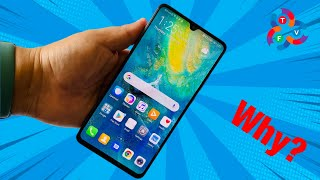 Mate 20 X One Year Review - Why STILL the Best Big Premium Phone?