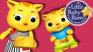 Potty Song | Part 2 - Diaper Version | Nursery Rhymes | Original Songs By LittleBabyBum!
