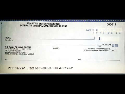 Cheque Printing Software for Banks in Canada