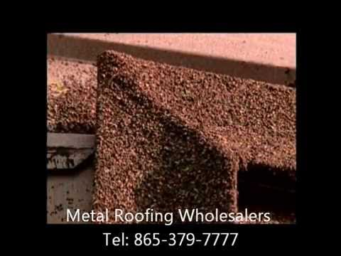 Decra Shingle Install Video 2014