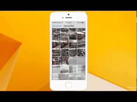 How to set your own picture as wallpapers for your iPhone