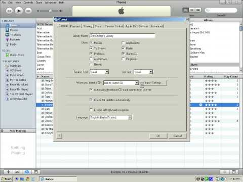 How To Convert Any Audio Format That ITunes Can Read to MP3 WAV ACC AIFF or Apple lossless