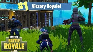 SOFTBALL CREW SQUAD WIN! | Fortnite (PS4) | Battle Royale #6