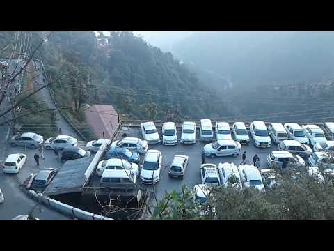 Mall Road - Mussoorie