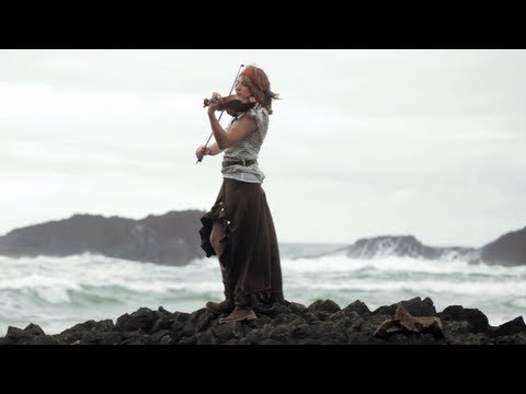 He's a Pirate (Disney's Pirates of the Caribbean Theme) Violin Cover - Taylor Davis