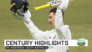 Maddinson continues extraordinary career resurgence