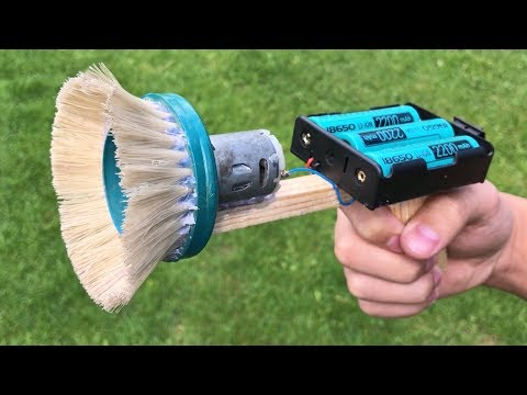 How to Make Cleaning Machine - Awesome DIY Product
