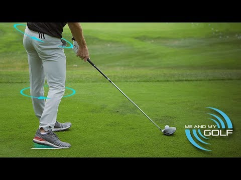 SHORTEN YOUR GOLF SWING FOR MORE CONSISTENCY