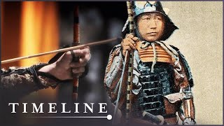 The Traditional Bows Of Japanese Samurai | Ancient Japan | Timeline