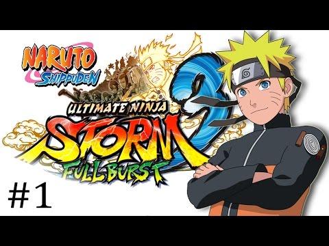 Naruto Shippuden: Ultimate Ninja Storm 3 | Online Battles | #1