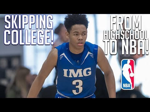 Anfernee Simons DECLARES for NBA DRAFT From HIGHSCHOOL!
