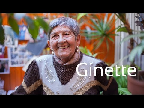 NOS AÎNÉS - Ginette