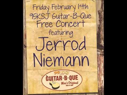 Promo for Jerrod Niemann in Mobile, AL.