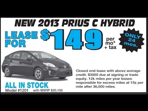 Car Rebates Car Specials Los Angeles Toyota Whittier best time of year to buy a car?