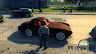 Mafia 2 Gameplay Pc High Definition (hd)