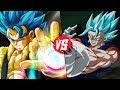 Gogeta Vs Vegito (Dragon Ball Super)