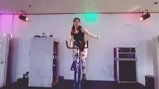 [스피닝강사유지니] spinning-안무/  MC몽 -  인기 /  K- pop /한국스피닝 /세미나 작품 / 홈스피닝