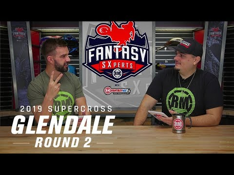 RMFantasy SXperts Round 2 | 2019 Glendale Supercross