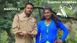 Daamuu Abbabaa -Maroole-New Ethiopian Oromo Music 2021 (official Video)