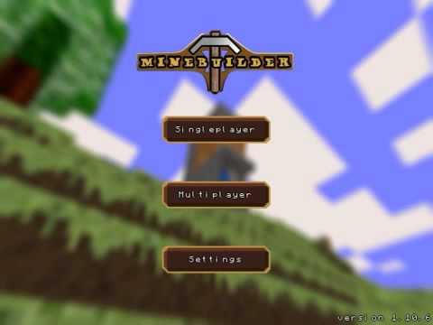 Looking for Minebuilder server 1.10.6