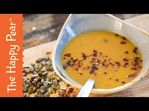 Butternut Squash Soup - The Happy Pear