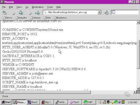 VTC Player   Perl Fundamentals, Environment variables 2