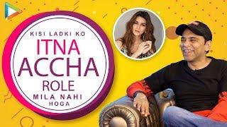 """""""Kriti Sanon's role in Bachchan Pandey is better than Parallel Hero role"""": Farhad   Akshay Kumar"""