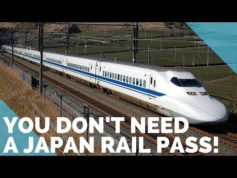 YOU DO NOT NEED A JAPAN RAIL PASS FOR YOUR JAPAN TRIP! | FIRST WORLD TRAVELLER