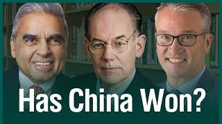 Has China Won? Mahbubani vs Mearsheimer