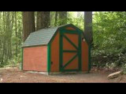 Rebuilding the Pump House