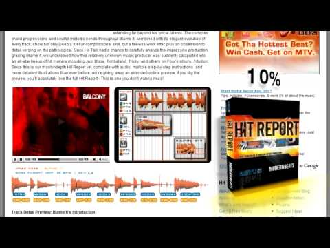 Hit Talk: Learn To Produce Hit Music