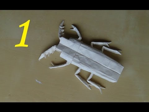 Euthysanius Beetle by Swapnik Jagarlapudi (TUTORIAL) Part 1