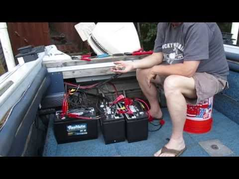 Connect Ease. 24v Trolling Motor Battery Connection using the Connect Ease System.