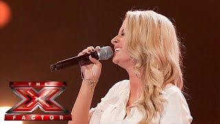 Chloe Paige Sings Amazing Grace  A Capella  The 6 Chair Challenge  The X Factor Uk 2015
