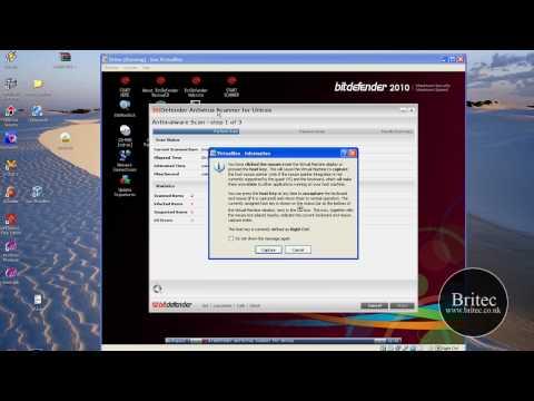Multiple Antivirus Bootable Rescue CD Utility - Shardana Antivirus Rescue Disc Utility by Britec