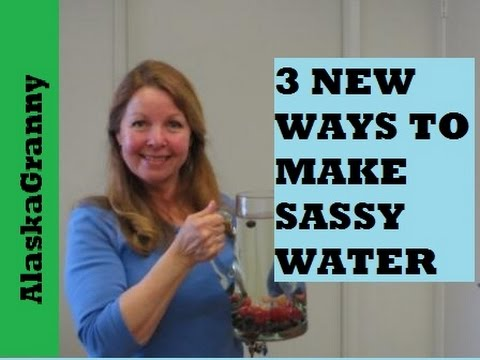 3 Ways To Make Sassy Water Or Natural Flavored Water
