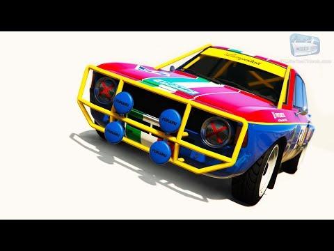 GTA Online: SA Super Sport Series - Lampadati Michelli GT