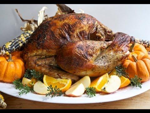 Easy & Juicy Whole Roasted Turkey