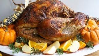 Easy Juicy Whole Roasted Turkey