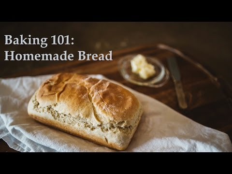 Everything You Need to Know about Making Homemade Bread