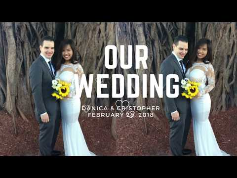 FILIPINO AMERICAN MARRIAGE | COURTHOUSE WEDDING | LONG DISTANCE RELATIONSHIP